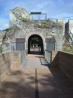 Toegangspoort - Entrance Pietersheim Lanaken