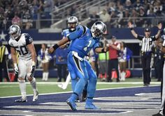 Panthers still perfect defeat Cowboys 33-14