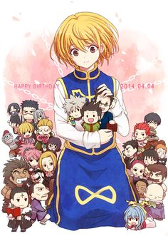 Tags: Anime, Pixiv Id 9749047, Hunter x Hunter, Uvogin, Kurapika, Franklin, Chrollo Lucifer