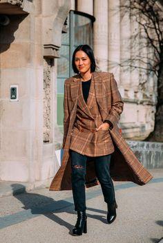 Street Style Paris Fashion Week Fall 2018 | Cut & Paste – Blog de Moda