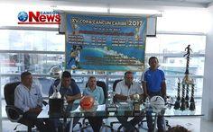 """COPA CANCUN CARIBE 2017"""" XV EDICION EN EL SINDICATO DE TAXISTAS """"ANDRES QUINTANA ROO"""""""