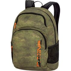 Pin it! :)  Follow us :))  zCamping.com is your Camping Product Gallery ;) CLICK IMAGE TWICE for Pricing and Info :) SEE A LARGER SELECTION of Camping Daypack Backpacks at http://zcamping.com/category/camping-categories/camping-backpacks/daypack-backpacks/ - camping, backpacks, daypacks camping gear, camp supplies - DAKINE Central Pack (Timber) « zCamping.com