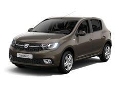 Gamme Dacia - Dacia France