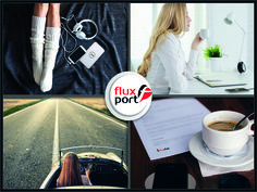 #FluxPort #WirelessCharging #Technologies #Car #Home #On the Move #Everywhere