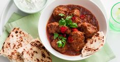Marinating the goat imparts flavour but also tenderises the meat. And slow-cooking finishes it off to give you melt in the mouth meat with a rich gravy to mop up with lots of warm Indian bread.