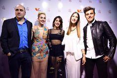 Predpremiéra Argentína (Mechi,Tini,Clari y Jorge)