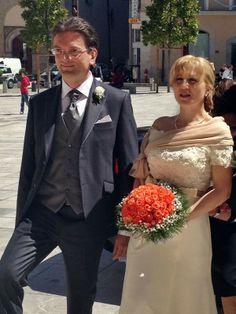notizie lucane, basilicata news: Auguri a Giuseppe Ciriello e Marinella Candela