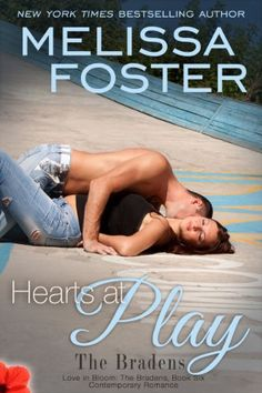 HEARTS AT PLAY ($0.99) by Melissa Foster is a steamy contemporary romance with alpha male heroes and sexy, empowered women. Brianna Heart has a 6 year old daughter and is looking for stability; Gran Prix racer Hugh Braden is tired of the drama that goes with dating models and fan girls who are more money and media hungry than in love; watch them find happily ever.