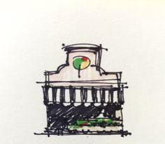CoffeeSketch #17 Mini Market – Roberth Jordan