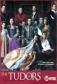 The Tudors 11x17 TV Poster (2007)