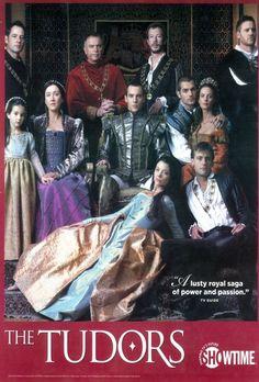 The Tudors 11x17 TV Poster (2007)