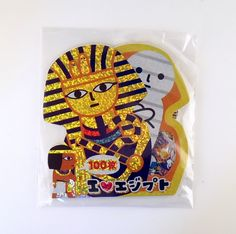 janetstore.com: kawaii stationery,letter sets, stickers, gifts and more - Kamio Japan sticker sack flakes 100 pcs 44921 4991277449219