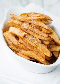 French Fries with Nacho Cheese Sauce