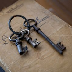 les clefs perdues by david david studio, via Flickr