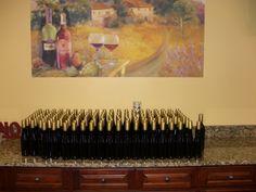 180 Bottles of Wedding Favor Merlot.