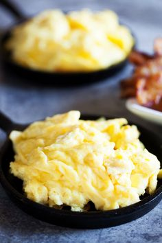Think you've had scrambled eggs? Think again! You don't know scrambled eggs until you've added buttermilk to it. Made with real buttermilk, Country Buttermilk Scrambled Eggs will be the fluffiest scrambled eggs you've ever had. Photography by The PKP Way. Did you catch my secret ingredient? It's cornstarch! I saw this in SELF magazine and …
