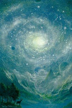 STAR GATE OF THE VALLEY BY TOSHIO EBINE - EBINEYLAND on deviantART
