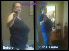 Kerry - 55 lbs gone!