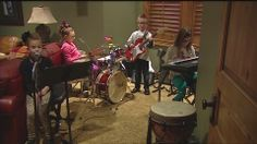 Kid band raises money for friend with cancer | runaway hamsters | KTVB.COM Boise