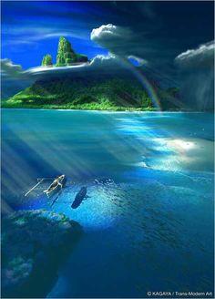 Passage - Celestial Exploring Artist Kagaya Fairy Myth Mythical Mystical Legend Elf Fairy Fae Wings Fantasy Elves Faries Sprite Nymph Pixie Faeries Enchantment Forest Whimsical Whimsy Mischievous Fantasy Dragon Dragons Sword Sorcery Magic Fairies Mermaids Mermaid Siren Ocean Sea Enchantment Sirens Witch Wizard Surreal Zodiac Astrology *** http://www.kagayastudio.com/ *** kagaya.deviantart.com ***