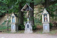 De drie beeldjes Van Heerlen naar basiliek Sterre der Zee in Maastricht « Weblog van Ben Tetteroo