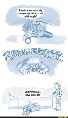 I&Apos;M bakugo and deku is my family my hero academia мемы, герои и атаке Boku No Hero Academia Funny, My Hero Academia Shouto, My Hero Academia Episodes, Hero Academia Characters, Anime Meme, Funny Anime Pics, Anime Guys, 9gag Funny, Hilarious