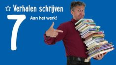 Schrijf je eigen kinderboek in 8 lessen van Team Talento!