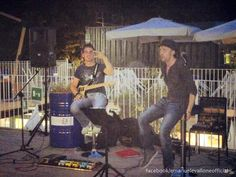 Luglio 2013 | Cavezzo (Mo) Live al Kariba