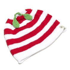 Striped Beanie for Kids from Bolivia
