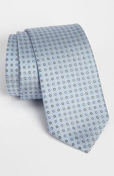 BOSS Black Woven Silk Tie   Nordstrom