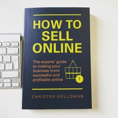 So finally got some of the knowledge I spew daily at @ekm_uk into a book by @holloman.  It's a great read for anyone starting to sell online. Especially pages 171 onwards.  #ecommerce #selling #onlineshop #books #education #business #knowledge #ecommercejourney #checkout