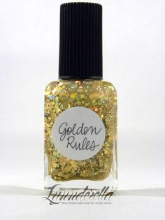 Lynnderella -- Sweet Something's for A Summer Solstice Collection -- Golden Rules