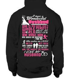 WONDERFUL HUSBAND T-shirt