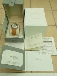 LALIQUE French glass automotive mascots and 'Unique Lalique' wristwatch for sale in box with all French Art Deco, Car Radiator, Antique Collectors, Art Deco Glass, Hood Ornaments, Place Card Holders, Paper, Unique, Ebay