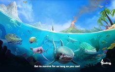 review game hungry shark world | jejeblog.net