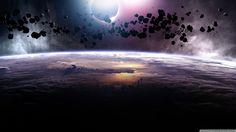 Sci-fi Earth
