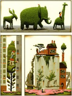 the curious garden by peter brown - Pesquisa do Google