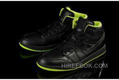 Air Jordan 1 Black Volt Super Deals c8efe220a62