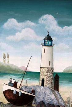 Bote y Faro