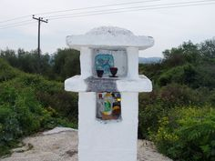 Greek Road Iconostasis