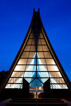 Luce Memorial Chapel, Taichung, Taiwan