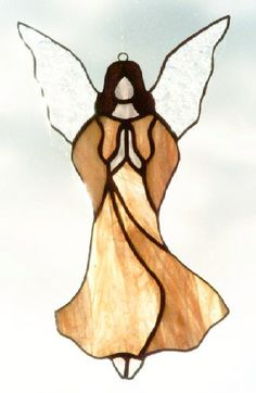 STAINED GLASS PATTERNS OF ANGELS | Free Toy Patterns