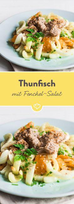 Fruchtig-frischer Salat mit Rucola, Nektarinen, Mozzarella und - leichte und schnelle küche
