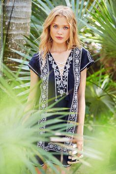 Camilla Christensen for Calypso St. Barth lookbook (Summer 2015) photo shoot  #CalypsoSt.Barth #CamillaChristensen