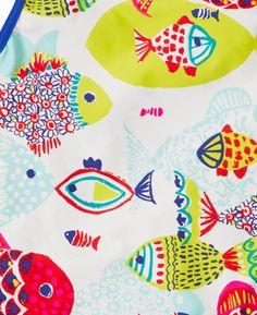 print & pattern blog: mini boden's SS2015 fish print