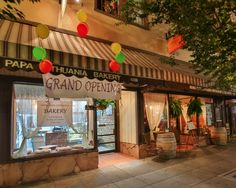 The only Lithuanian bakery on the West Coast opened in Alameda about a month ago. - MAMA PAPA LITHUANIA BAKERY