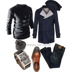 Urban Flair for Men featuring American Eagle Outfitters, Franck Muller, TheLees, River Island, Prada, menswear, AGentonthego and urbanflair