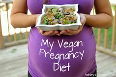 Take a look at what I eat on an average day in my vegan pregnancy.