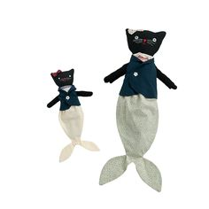 OZOZO` family: cat-mermaids mother & daughter on www.ozozolife.com