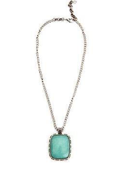 Turquoise Pendant | Lucky Brand Jeans
